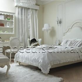 В богатых домах имеются отдельные спальни для прислуги.